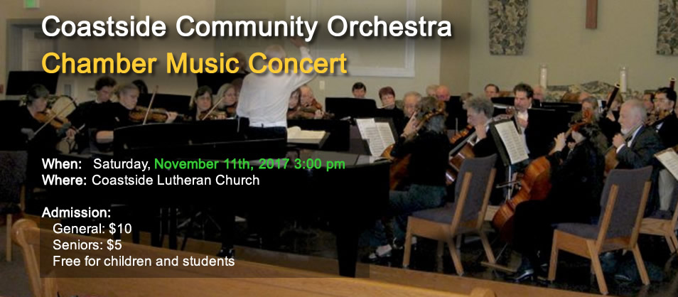 Coastside Community Orchestra